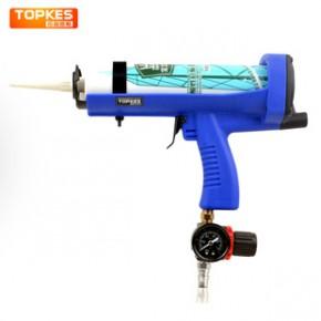 拓普凯斯TPK-310气动胶枪 玻璃胶枪 压胶枪 气动硅胶枪 台湾