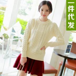 淘宝网女装分销代理 网店一件代发 日式全棉连衣裙 代销代理加盟
