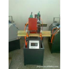 塑料型材双轴水槽铣床  塑钢门窗水槽铣机器 打排水孔机器