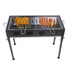 加厚户外烧烤炉 烧烤架 大号日式烧烤炉 木炭烧烤炉