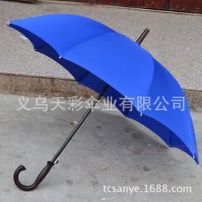 10K碰击布雨伞长柄弯把TC-826广告伞定制礼品伞印刷字可印