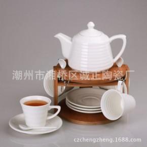 创意宜家高级礼品家用陶瓷茶具礼品套装中式茶具咖啡壶杯碟套装