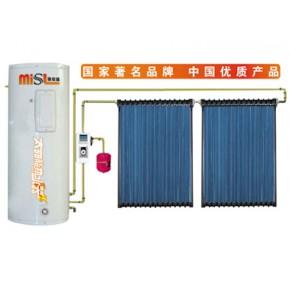 镁双莲平板太阳能热水工程厂家