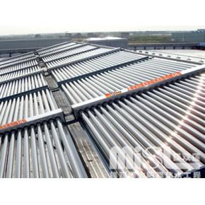 太阳能热水器厂家提供大中小型太阳能热水工程