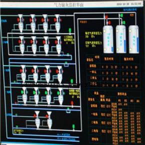 CRT监控系统PLC网络工程