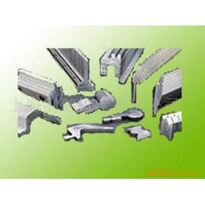 数控折弯机模具  折弯机成型模具  数控冲床模具