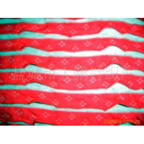 针织提花面料,移圈罗纹,罗纹提花,竹纤维针织