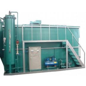 圆形矩形气浮净水器,除COD,BOD溶气气浮设备