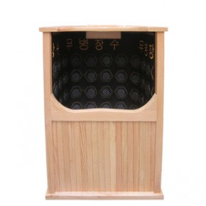 仓库65cm远红外频谱砭石足浴桶