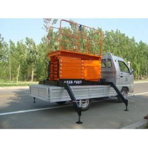 江西南昌8米车载式升降平台供应商