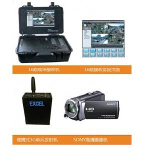 3G-I型无线(音)视频传输系统