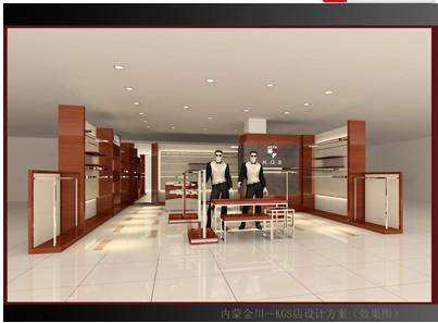 绥化商场整体装修设计价格 商场整体装修装饰规格 鑫艺达