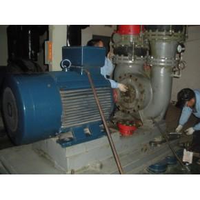 空调单级双吸水泵维修、冷冻水泵维修
