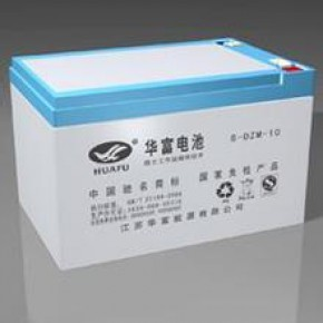 華富電動車蓄電池