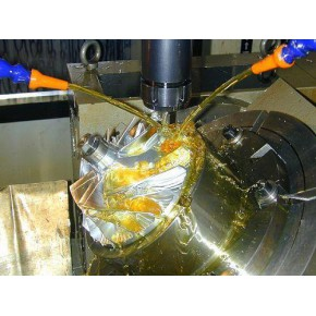 船舶增压器叶轮加工 五轴加工 叶轮加工专家