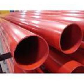 消防管、内外涂塑消防管、消防喷淋涂塑管成为市场主推涂塑钢管产