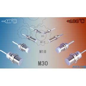 山东博得 M8耐低温近接传感器厂家,广州高温电容式接近开关