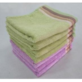 泉州毛巾厂长期供应竹纤维缎档毛巾成人提花浴巾70*140
