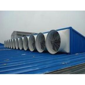 铁皮负压风机 方形排风机 工业排风机厦门