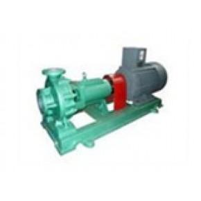 北京氟塑料泵-IHF(D)型氟塑料离心泵生产厂家