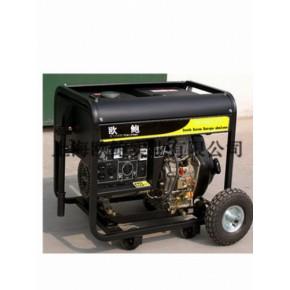 190A柴油发电电焊机,工地应急发电电焊机