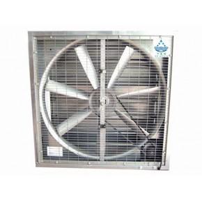 通风降温 工业风扇 方形负压风机