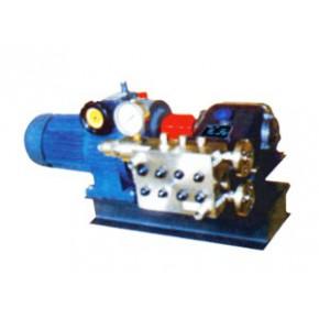 3D-J系列高压往复泵 淮安计量泵