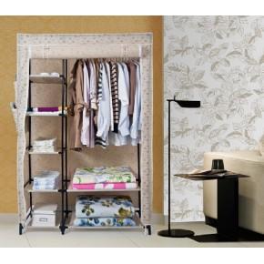 宝优妮 加大型 大容量 无纺布 加固 收纳柜 衣柜 整理柜1213