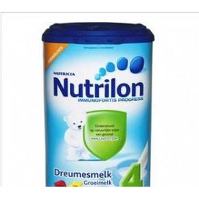 现货批发 空运原装进口荷兰牛栏Nutrilon4四段婴儿奶粉1岁以上