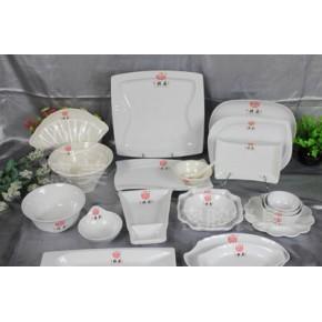 德美 密胺餐具 仿瓷餐具 美耐皿 火锅餐具 订制优惠促销