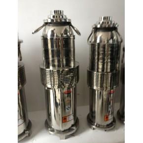 天津小型深井潜水泵,长轴式深井潜水电泵