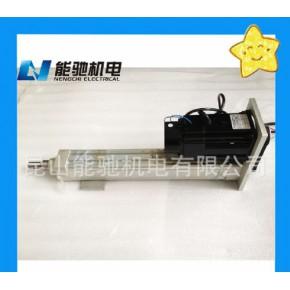【专业定制】伺服可调电动缸∣丝杆传动 63缸径 带活塞推杆