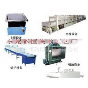 水转印设备/水转印技术 喷涂设备