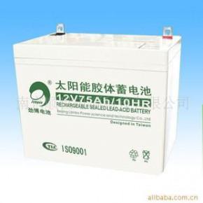 太陽能儲能蓄電池 勁博 12V75AH