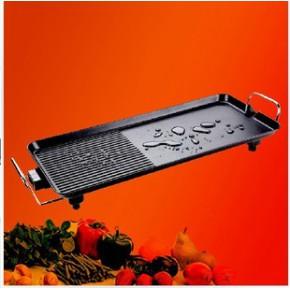 大号电烤盘韩式无烟烤肉机家用商用电烧烤炉羊肉串铁板烧包邮