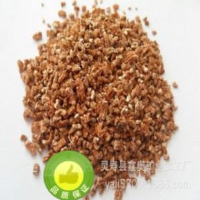 园艺蛭石、大棚种植蛭石鑫奥矿产品加工厂 量大优惠