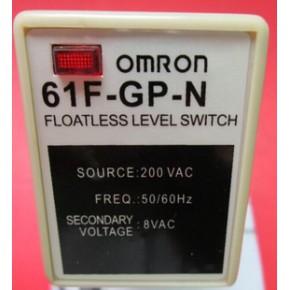 全新原装日本欧姆龙61F-GP-N液位继电器 水位控制器AC220V