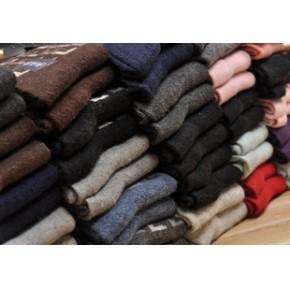 秋冬羊毛袜妈妈爸爸 男 女 加厚 格子可爱袜子免羊毛保暖袜批发