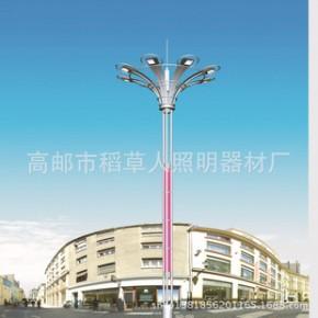 企业集采高亮度中杆灯、广场中杆灯,固定式、升降式中杆灯