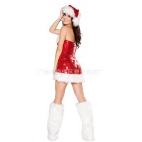 外贸 圣诞节服饰COSPALY游戏制服角色扮演情趣制服5276
