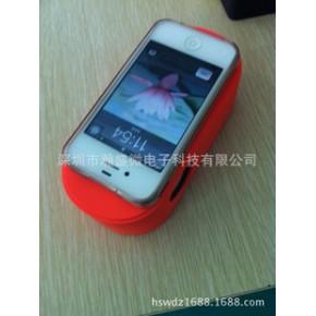 苹果iphone4s/5三星HTC手机无线感应音箱 神奇互感音响
