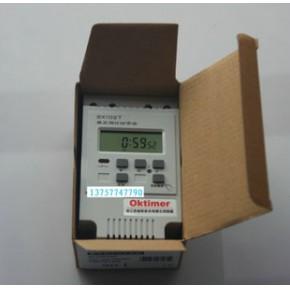SX102T 微电脑时控开关 时间定时器 倒计时控制器 秒控循环 220V