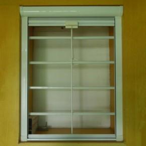 雅强纱窗 隐形纱窗推拉式纱门纱窗 铝合金隐形纱窗防盗窗纱门