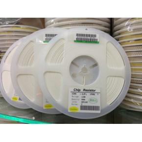 厚生贴片0603电阻 UniOhm/厚声