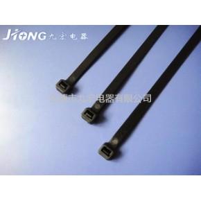 义乌批发国标尼龙扎带(nylon cable tie)7.2*300  100条/包