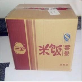 三全方便米饭午餐旅游快餐套餐 速食方便食品非自热4口味8盒1箱