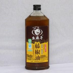 四川特产幺麻子调味油 绿色食品藤椒油500ml  批发