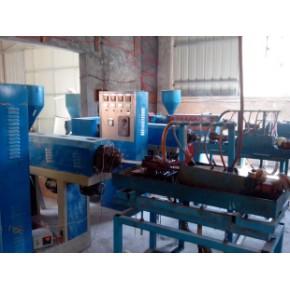 自动PVC护角条生产线 120(kg/h)
