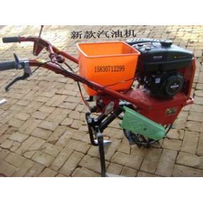 多功能带档中耕施肥播种机、可开沟培土、新款施肥机、播种机