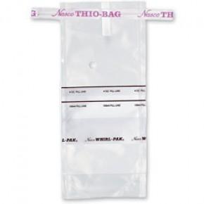 Whirl-Pak可直立含硫代硫酸钠采样袋